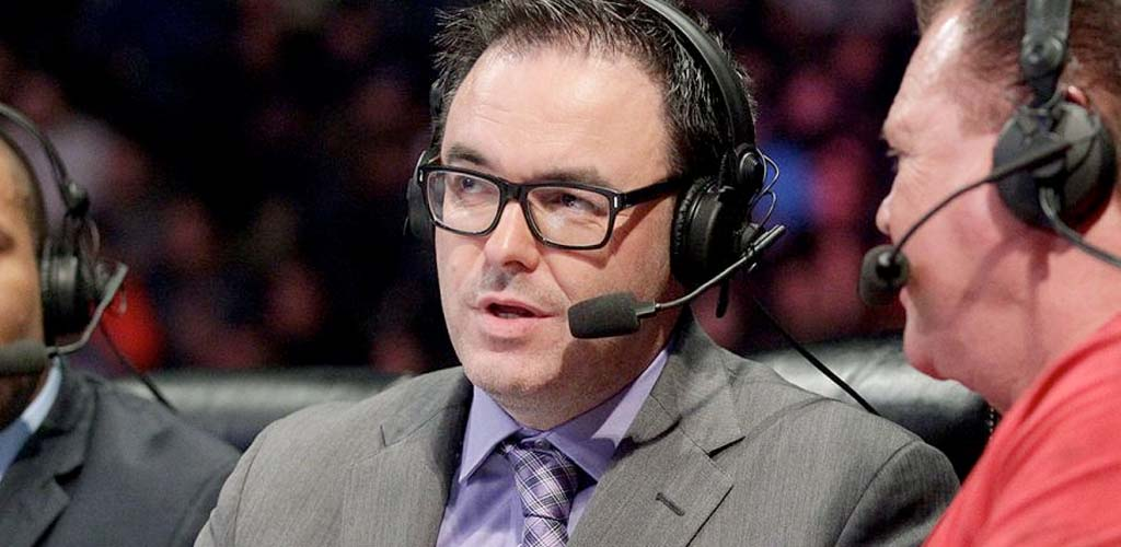 Mauro Ranallo misses second Smackdown broadcast in a row