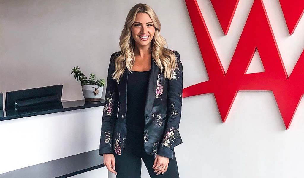 WWE hires two new on-air hosts including former Impact interviewer