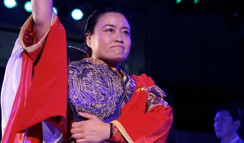 Meiko Satomura to be a guest trainer at the WWE Performance Center