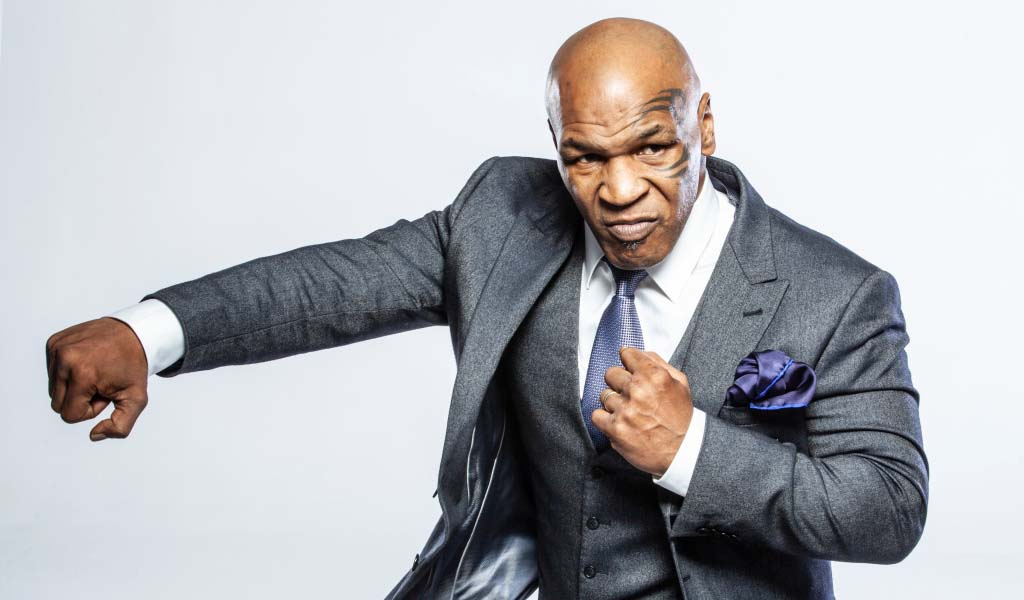 Mike Tyson to appear at AEW's Double or Nothing