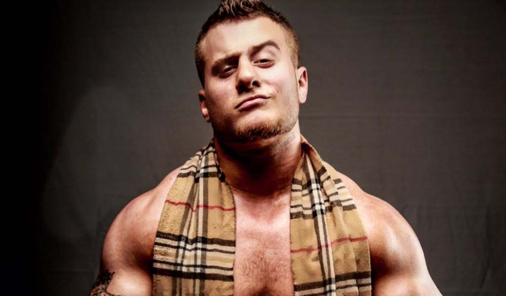 Cody gets lashed tonight by MJF on Dynamite