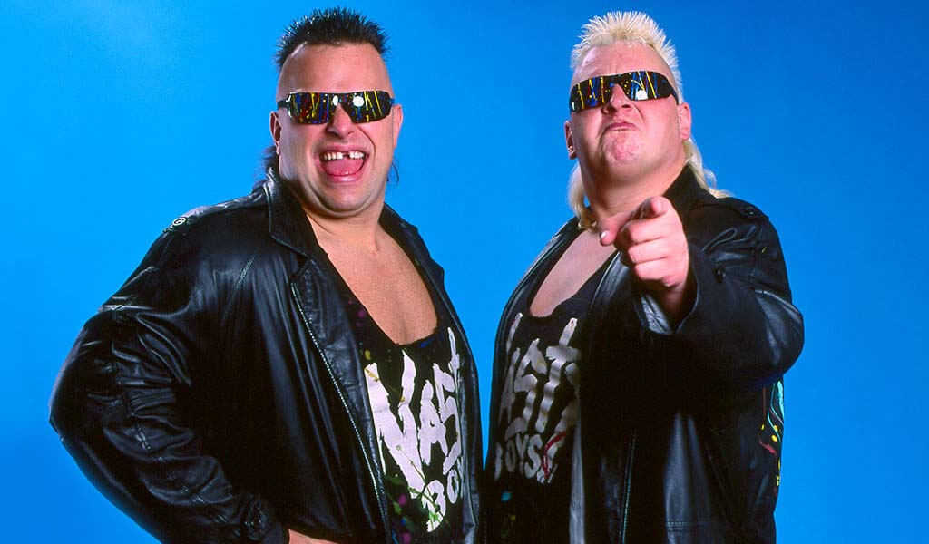 GoFundMe campaign launched to help Brian Knobs of the Nasty Boys