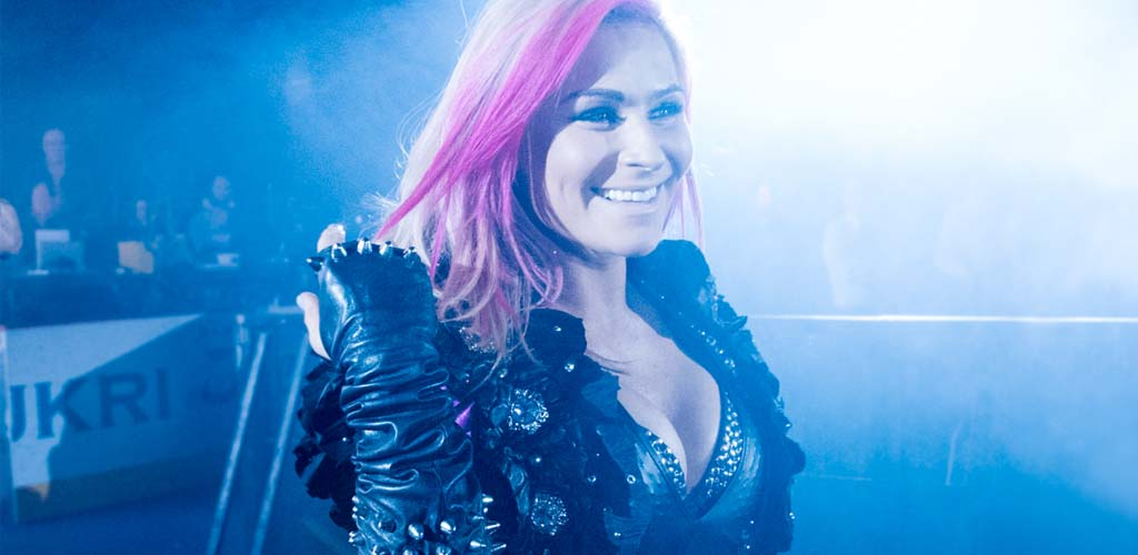 Nattie Neidhart to induct Beth Phoenix into the WWE Hall of Fame