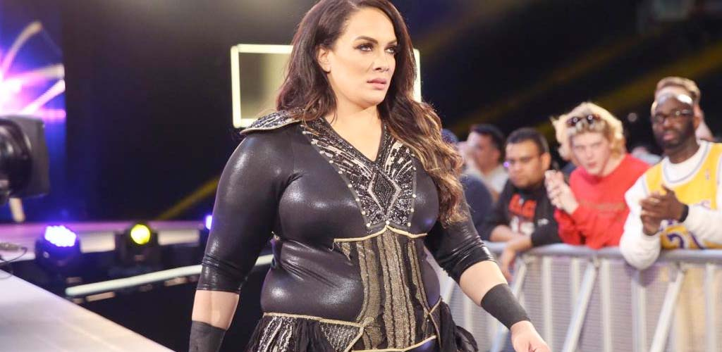 Nia Jax added to Raw Women's title match at WrestleMania