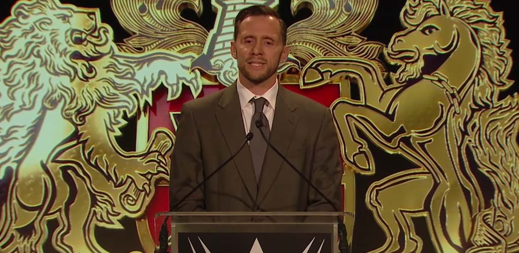 Nigel McGuinness to join the NXT broadcast team instead of Corey Graves