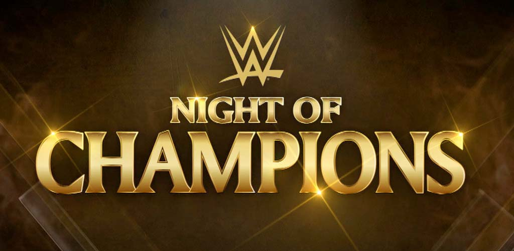 Night of Champions 2015 pay-per-view results