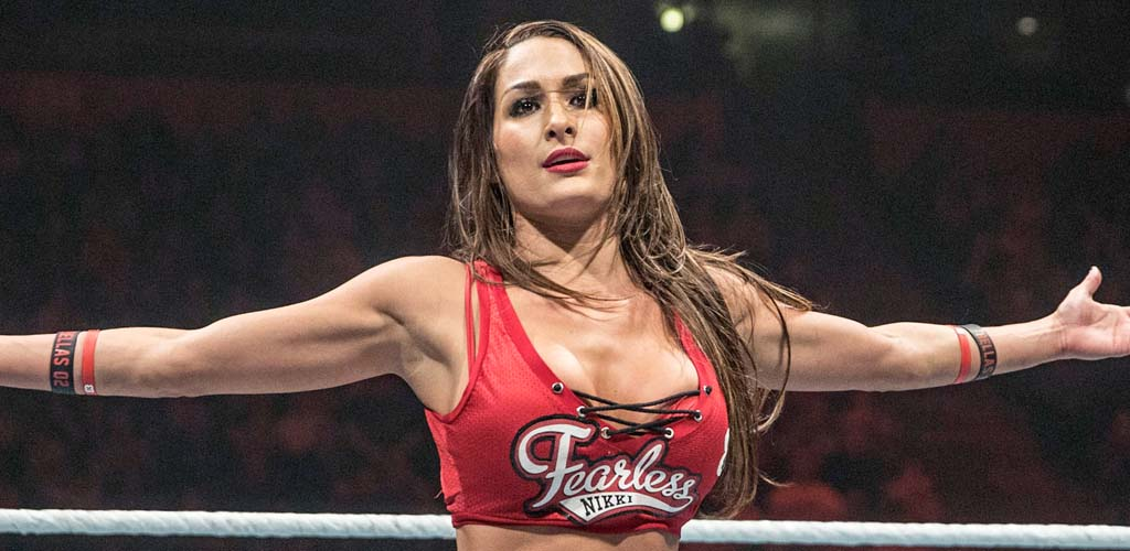 Nikki Bella reacts to John Cena's comments from the TODAY Show