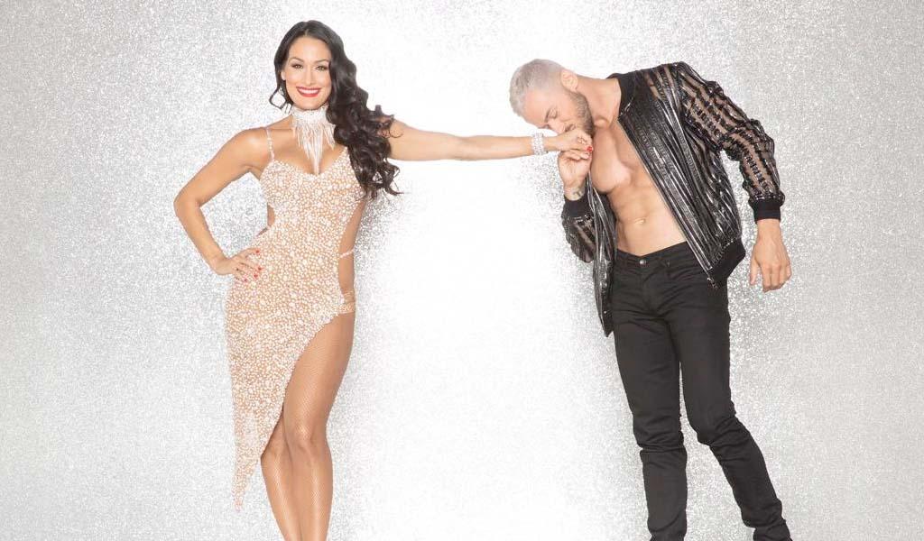 Nikki Bella dating former Dancing with the Stars partner Artem Chigvinstev