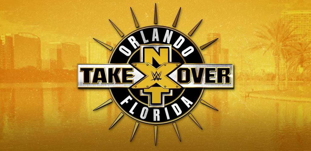 NXT Takeover: Orlando live tonight exclusively on the WWE Network