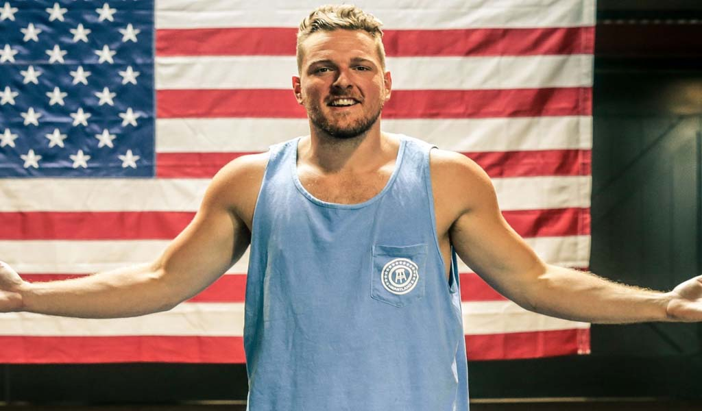 Pat McAfee to host WrestleMania 35 Watch Along on WWE's social media channels