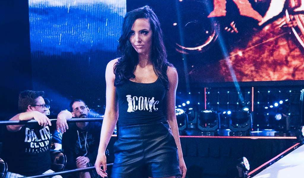 Peyton Royce and Shawn Spears get married