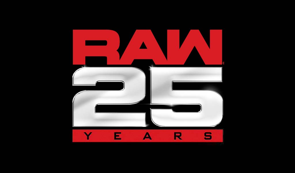 WWE celebrates 25 years of Raw live tonight with simulcast