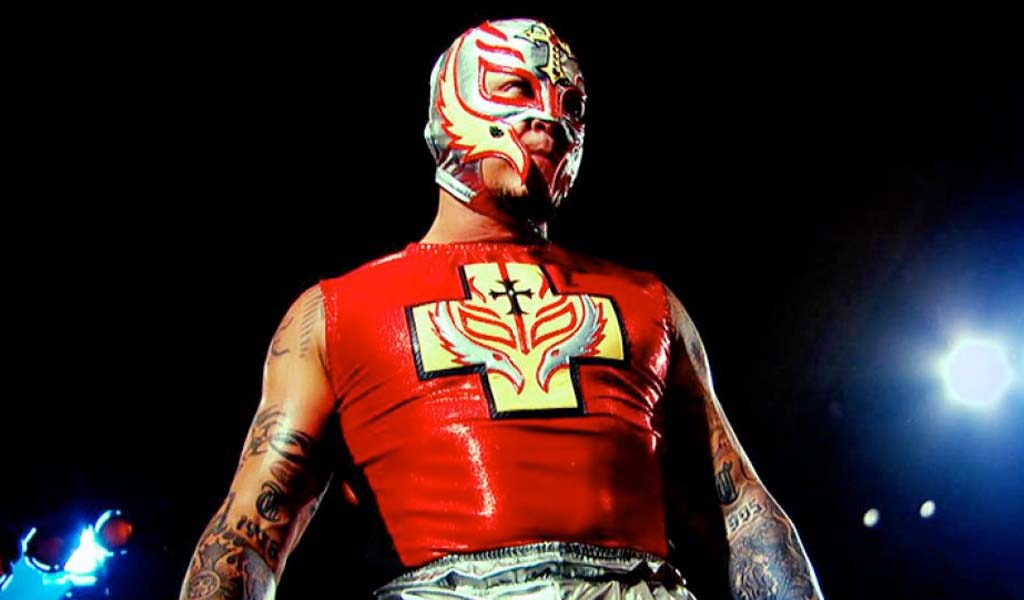 WWE officially announces the return of Rey Mysterio