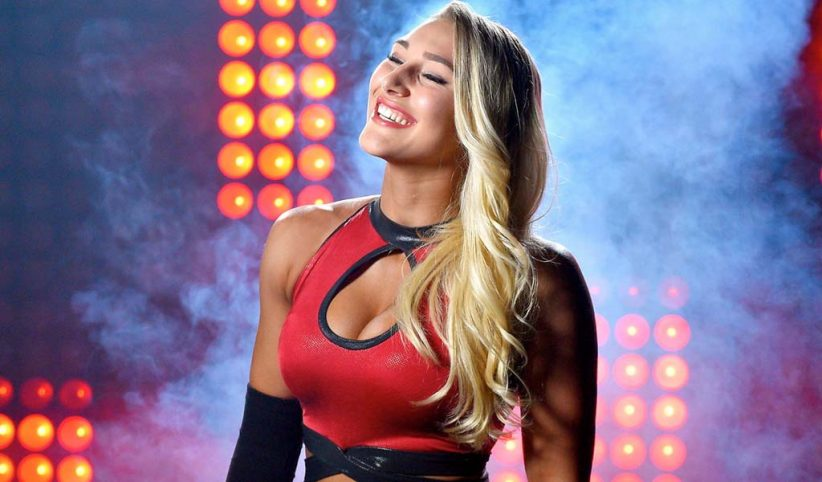 Rhea Ripley Becomes The Inaugural Nxt Uk Women S Champion