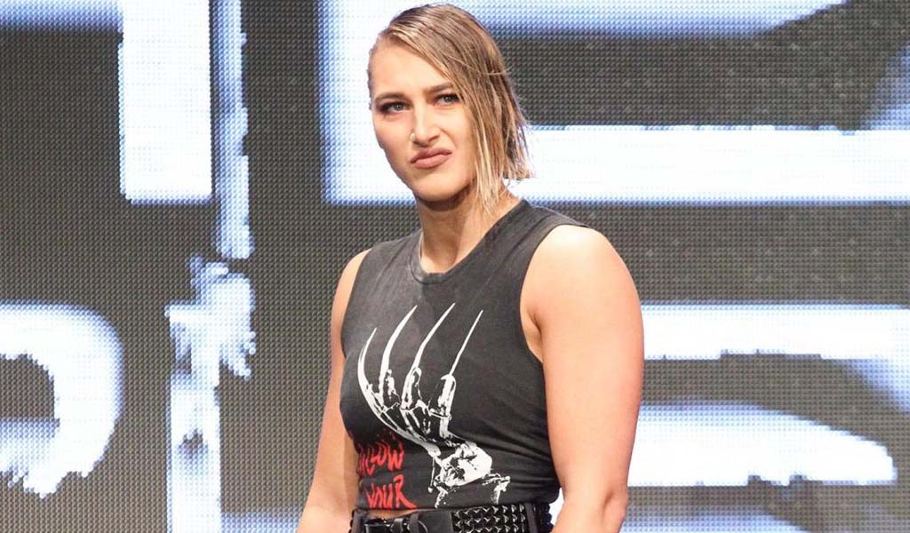 Rhea Ripley challenges Charlotte Flair for NXT title at WrestleMania