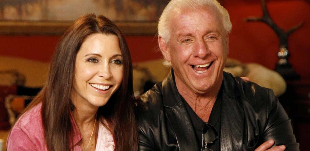 Ric Flair's fiancee Wendy Barlow in hospital after car accident