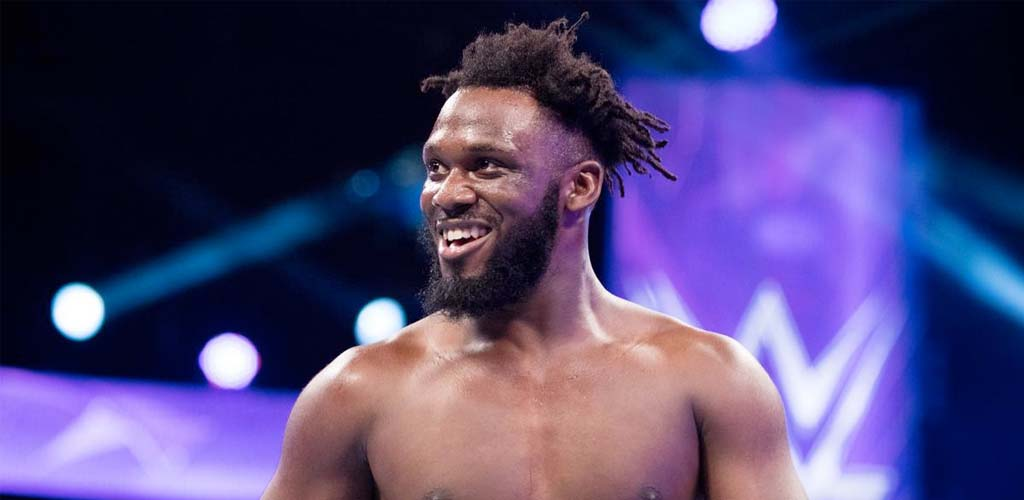 Rich Swann becomes the new WWE Cruiserweight champion