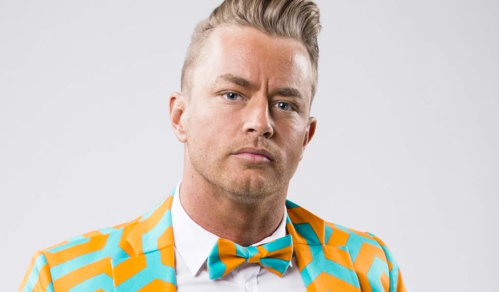 Rockstar Spud departs Impact Wrestling