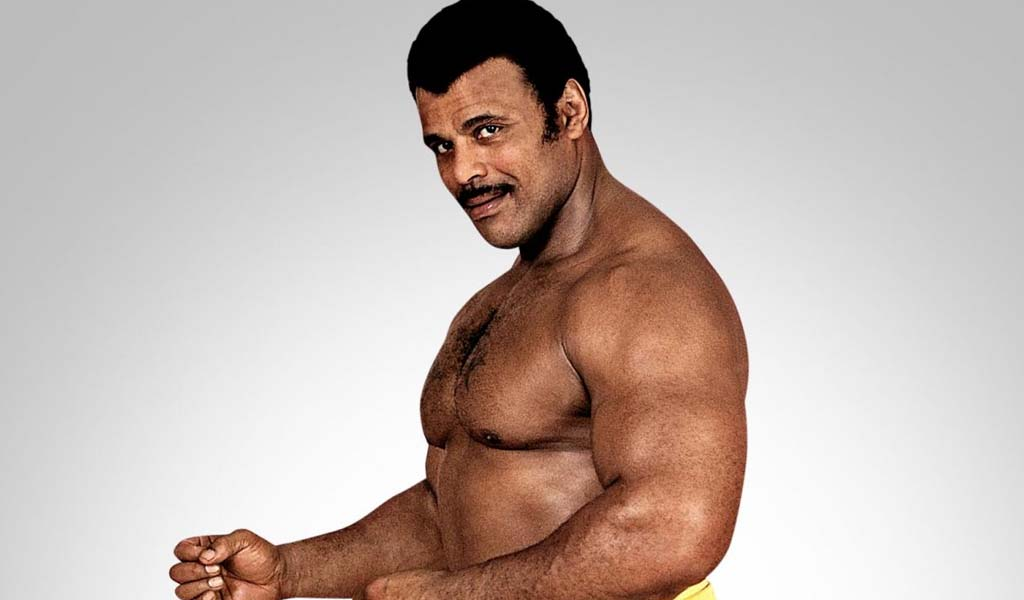 "Rocky Johnson died a ""quick death"" from a massive heart attack"