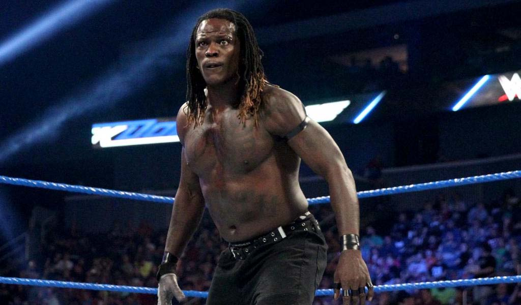 R-Truth sneaks in Maverick's hotel room and regains the 24/7 title!