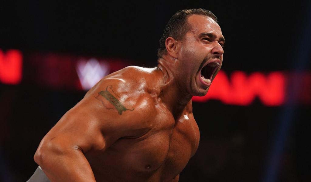 Rusev praises Lana and Lashley for current storyline