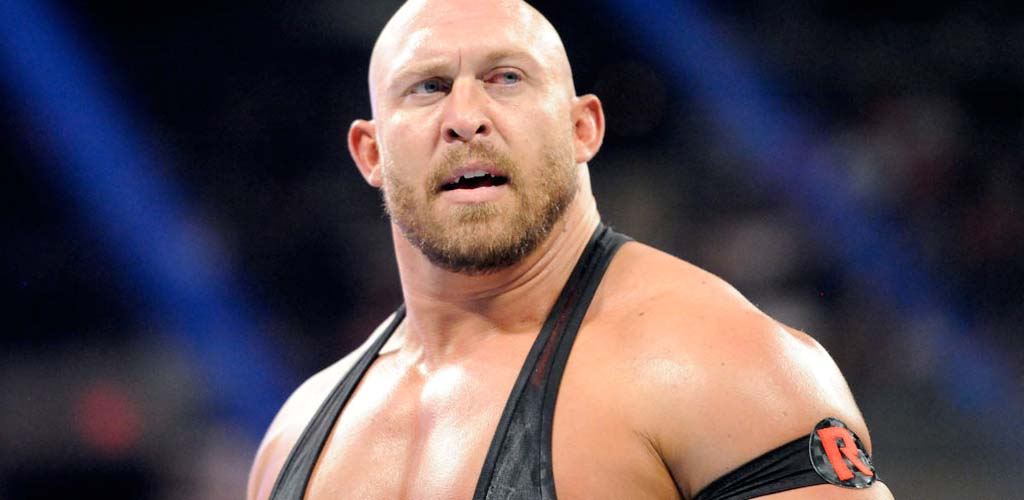 Ryback out of Battleground PPV due to staph infection