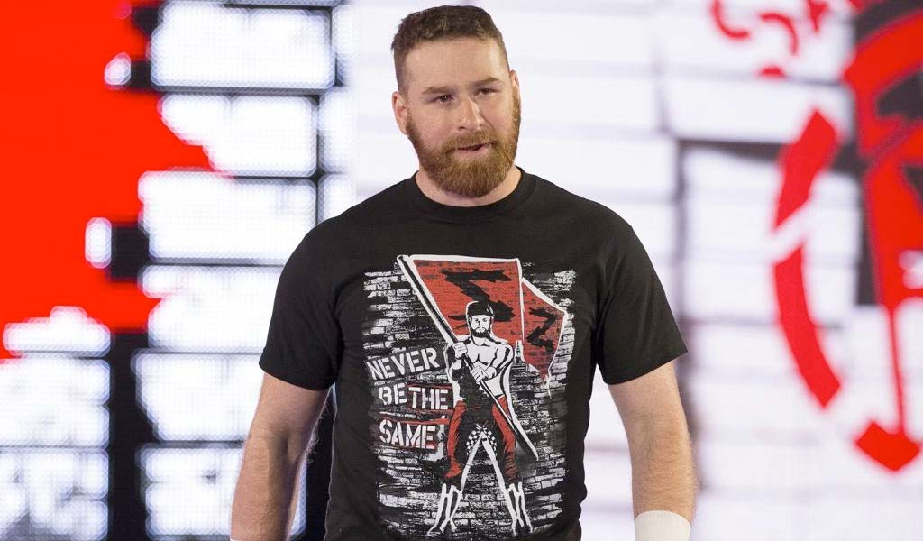 Sami Zayn out for nearly a year with two torn rotator cuffs