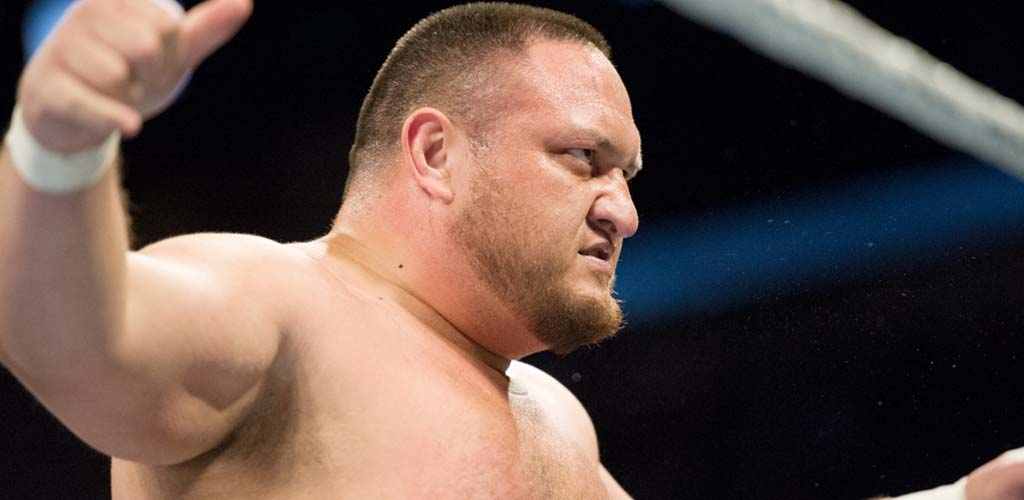 Samoa Joe sidelined with a concussion suffered at Raw