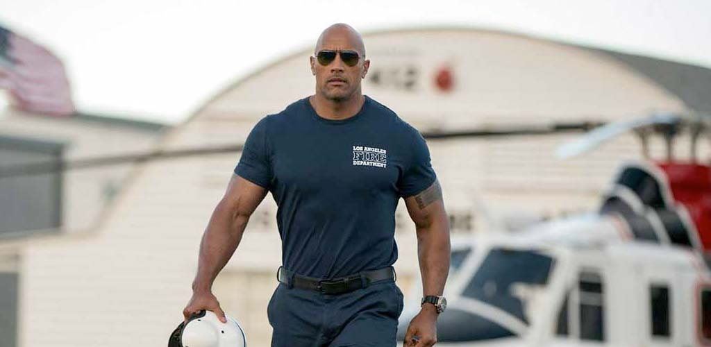 Dwayne Johnson's San Andreas movie ends its theatrical run