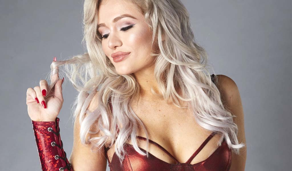 Scarlett Bordeaux requests her release from Impact Wrestling