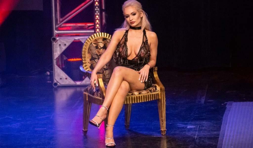 Impact Wrestling grants Scarlett Bordeaux her release