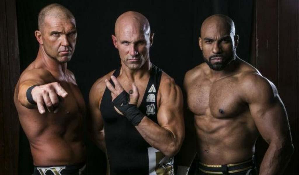 AEW Tag Team title tournament final match set