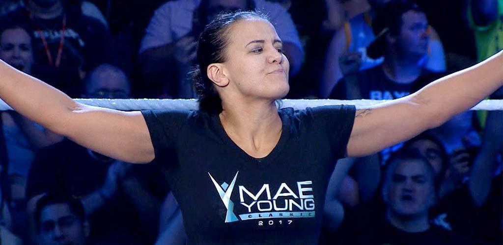 Shayna Baszler starts training at the WWE Performance Center