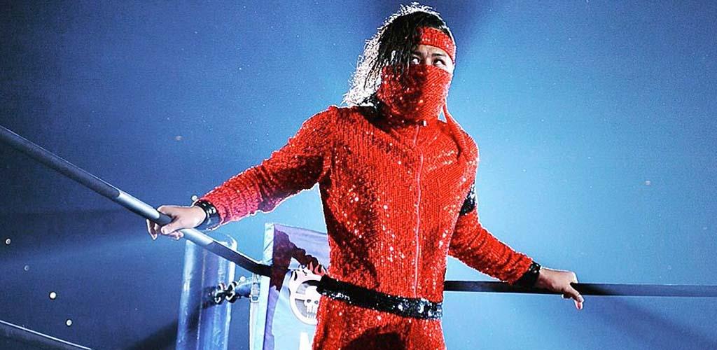 WWE-bound Shinsuke Nakamura stripped off the IWGP IC title