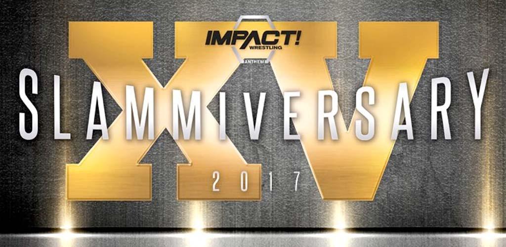 Slammiversary XV pay-per-view results