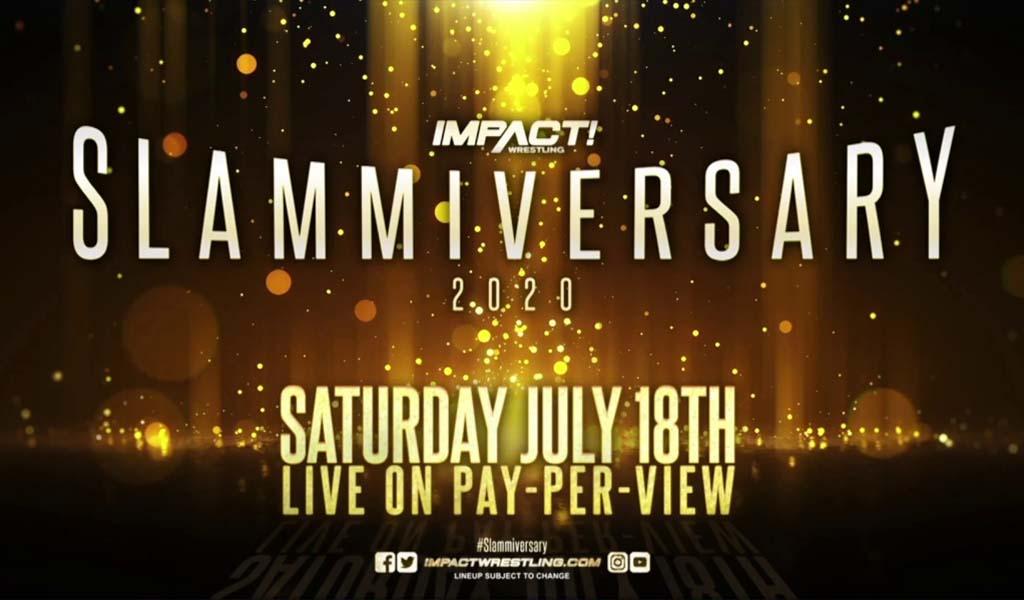Slammiversary 2020 pay-per-view results