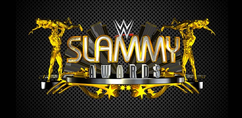 Slammy Awards on Monday Night Raw tonight