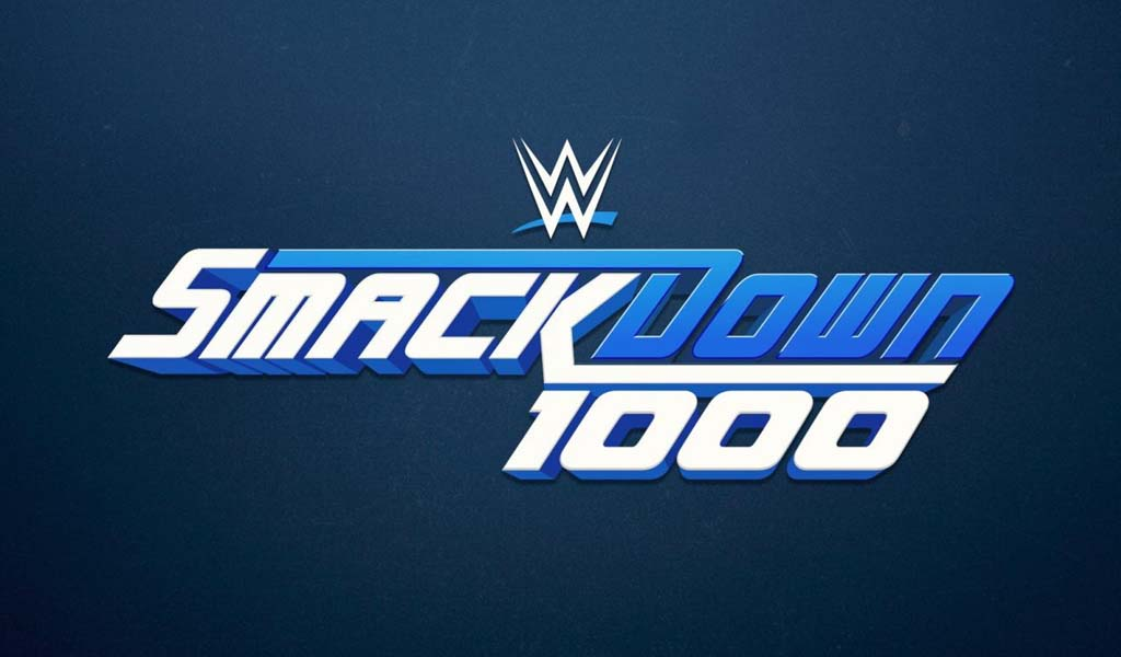 The Undertaker advertised for the Smackdown 1000 episode