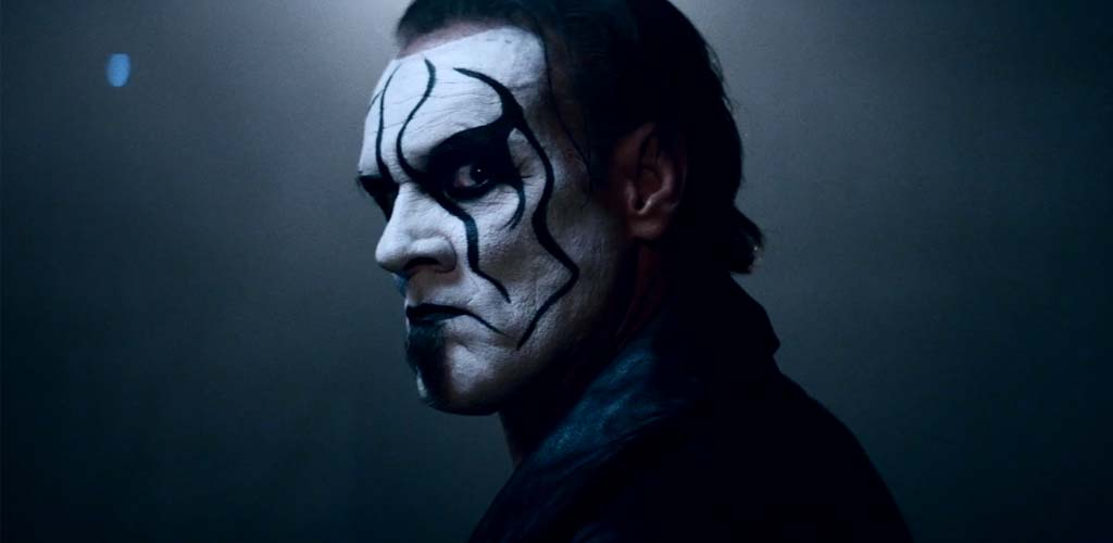Sting makes WWE debut at the Survivor Series