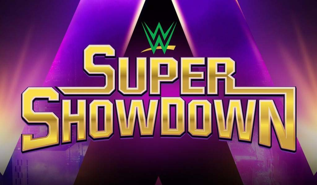 WWE Super ShowDown 2020 Pick'em