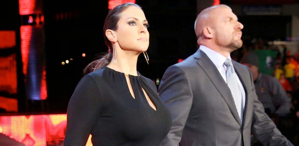 The Authority back in charge in WWE