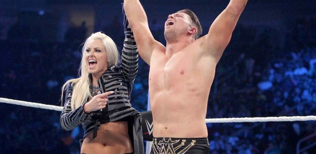 Maryse and The Miz attack Nikki Bella and John Cena