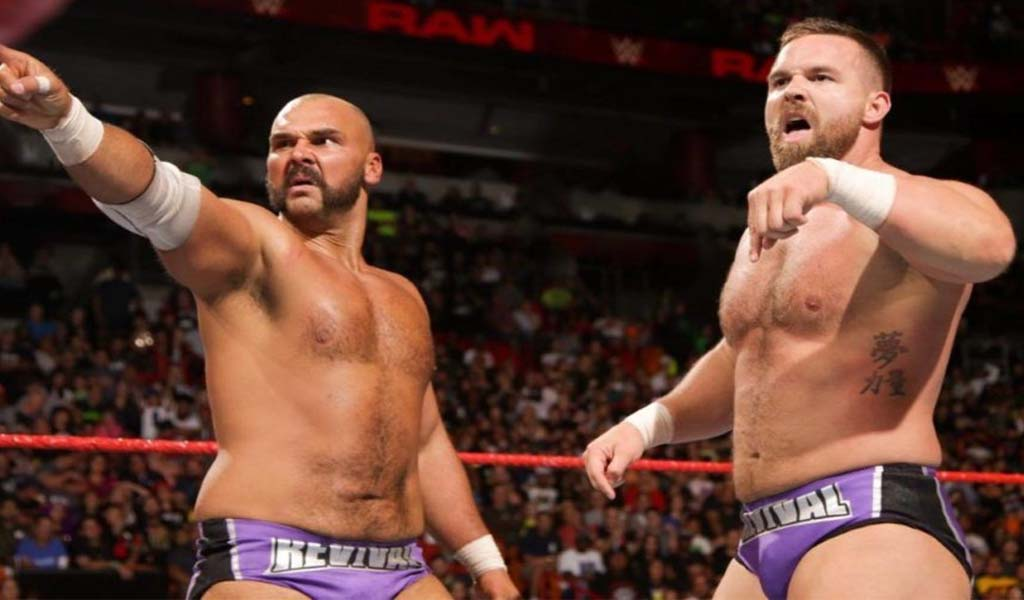 The Revival request their release from WWE…again!