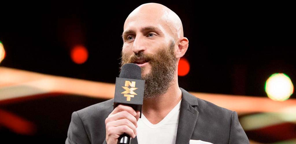 Tommaso Ciampa out for up to 9 months