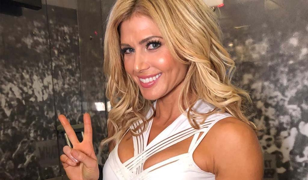WWE Hall of Famer Torrie Wilson gets married in Arizona