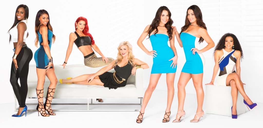 Episode 6 of Total Divas currently second most watched of the series