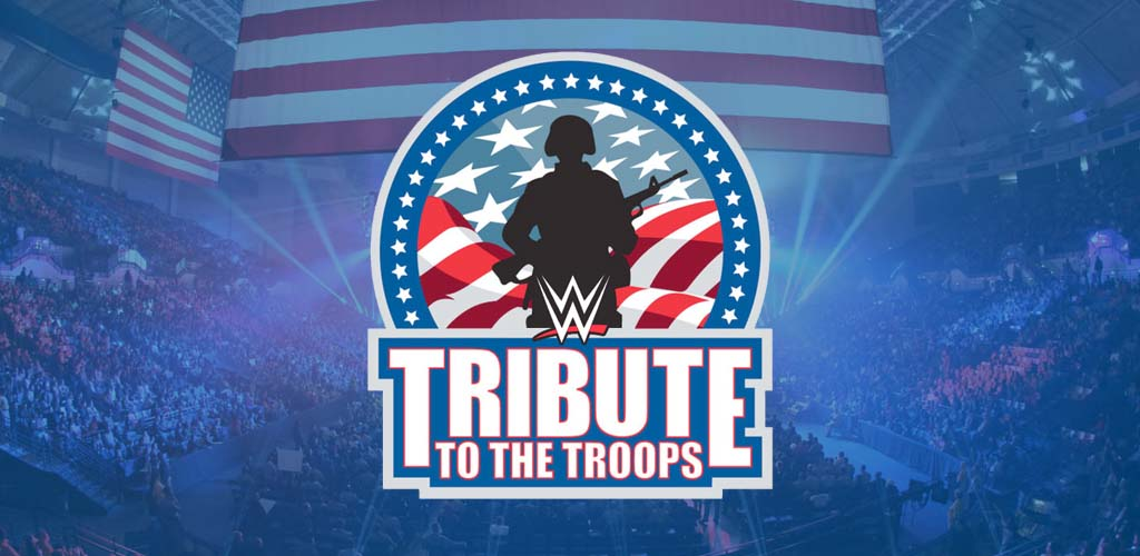 WWE's Tribute to the Troops to be held today at U.S. Marine Corps bases