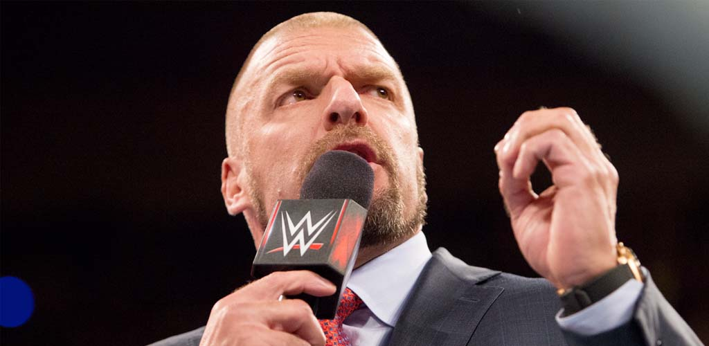 Triple H to hold live interview on Facebook after Takeover event tonight