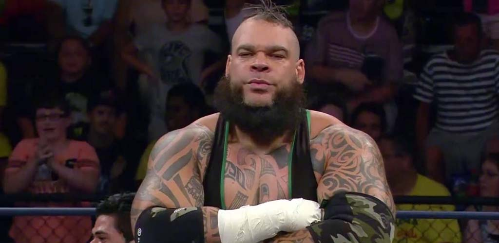 Tyrus granted his release from Global Force Wrestling