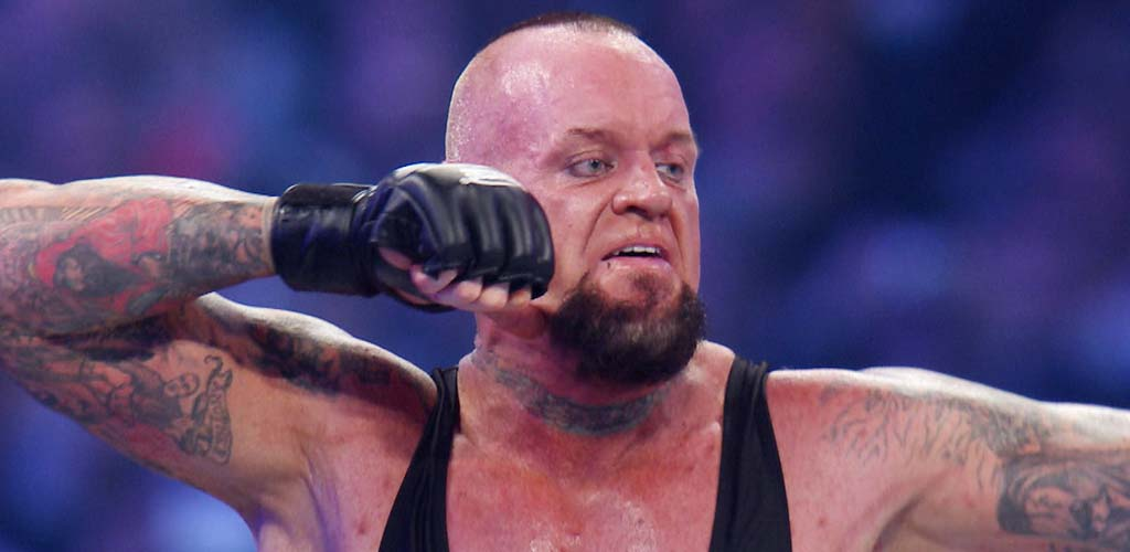 The Undertaker now completely off the European tour